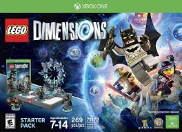 amazon com lego dimensions starter pack xbox one whv games