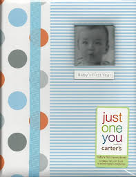 baby boy memory book s albums s just one you baby s record memory