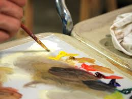 what is the best type of paint to use on kitchen cabinets what is the best paint for canvas