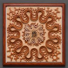 carved wooden wall wooden artwork for walls by