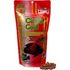 hikari cichlid gold large pellets petco