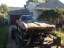 corvette project for sale 327 4 speed 1967 corvette project bring a trailer