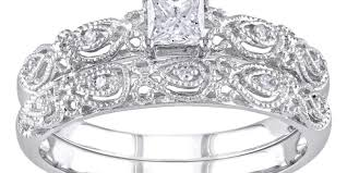 cheap his and hers wedding rings dazzling image of wedding ring sets cheap his and mens
