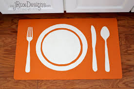 orange kitchen jroxdesigns