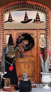 witch halloween decorations awesome halloween decorations