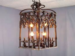 Non Hardwired Chandelier Large Beaded Chandelier Wood Base Plate Cardboard Kit Molding Non
