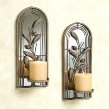 glamorous candle wall sconces for dining room images best
