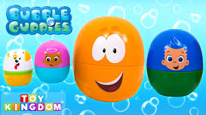 bubble guppies stacking cups nesting dolls episode play doh eggs