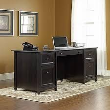 Sauder File Cabinets Sauder Edge Water Executive Desk 409042 U2013 Sauder The Furniture Co