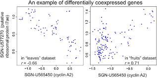 exploring tomato gene functions based on coexpression modules