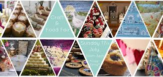 craft and food fayre wem town hall