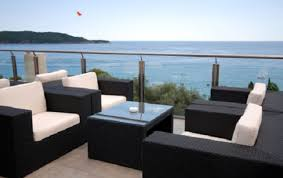 patio u0026 pergola white wicker patio furniture superb white wicker