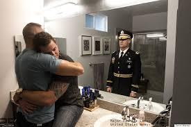 True Selves - veterans express their true selves beyond the uniform in stunning