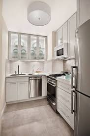 Extremely Creative Small Kitchen Design Ideas Creative - Small kitchen white cabinets