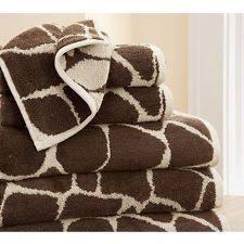 Safari Bathroom Ideas Leopard Bath Towels For Master Bath For The Home Pinterest