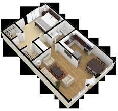 home design 89 astonishing one bedroom floor planss