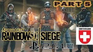 rainbow six siege ps4 pro dopeness moments and kills part 5