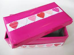 easy to make valentine u0027s day box ideas