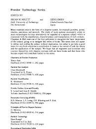 particle size measurement volume 2 adsorption porosity