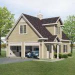 unique garage plans car plan gambrel roof architecture plans