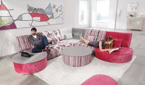 looking modular sectional sofa in family room modern with retro