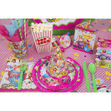 Patio Party Vinyl Tablecloth by Plastic Shopkins Table Cover 84