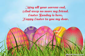 happy easter dear easter messages