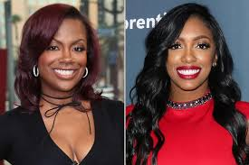 porche with real hair from atalanta housewives rhoa kandi burruss addresses those lesbian rumors people com