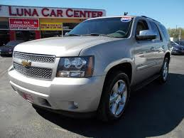 2007 chevrolet tahoe ltz 4dr suv in san antonio tx luna car center