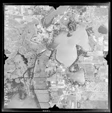 Lake County Illinois Map by Illinois Clearinghouse Historical Aerial Photography For Lake