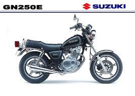 1992 suzuki gn 250 e moto zombdrive com