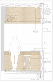 kitchen lane marianne khan design nice technical drawing