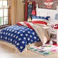 American Flag Bedding Star Patterned Bedding Sets Ebeddingsets