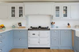 shaker kitchen ideas 29 best blue kitchen cabinet ideas