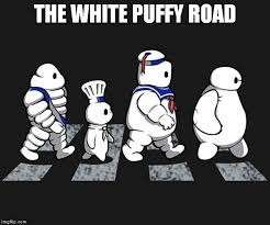 Michelin Man Meme - somebody needs to make this movie lol imgflip