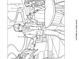 barbie fashion fairytale coloring pages barbie dresses