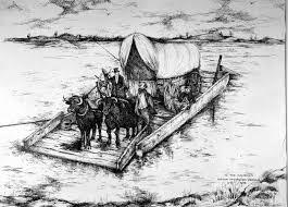 Grinter Grinter Ferry Wyandotte County Kansas Kansas Memory Kansas
