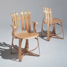 Frank Gehry Outdoor Furniture by Hat Trick Knoll