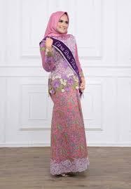 model baju kebaya muslim koleksi model baju kebaya muslimah terbaru paling elegan gamis