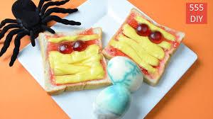 3 diy halloween food ideas 2016 ทำของก นว นฮาโลว น youtube