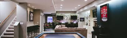 basement design kole digital