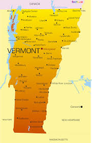 Canada Map With Cities by Vermont Map Usa Vermont State Maps Usa Maps Of Vermont Vt