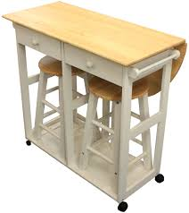 Kitchen Folding Table And Chairs - bar stools bar height kitchen table with stools kitchen table