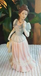 home interior porcelain figurines 1997 home interiors porcelain glorious figurine 5809 97