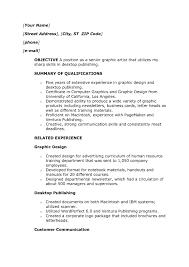 desktop publisher resume resume for your job application