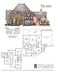 Floor Plans With Porte Cochere Plan 2830 Brent Gibson