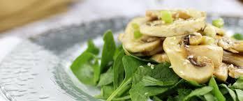 Raw Food Dinner Ideas Raw Marinated Mushroom Recipe Mushroom Recipes Mushrooms And