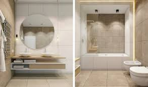 Modern White Bathrooms by Creative Way To Decorate White Bathroom Designs Beautified With A