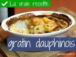 cuisine gratin dauphinois la vraie recette du gratin dauphinois sans fromage sans oeuf sans