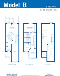 floor plans u2013 annex u2013 daniels gateway